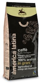 KAWA 100% ARABICA ZIARNISTA FT BIO 500 g